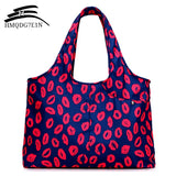 Waterproof Nylon Women Handbag Casual Large Shoulder Tote Bag Big Capacity Multi-function mommy shoulder bag shopping bag