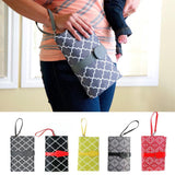 Waterproof Portable Baby Diaper Changing Mat Wraps Pad Travel Changing Station Clutch Baby Care Products Hanging Baby Stroller