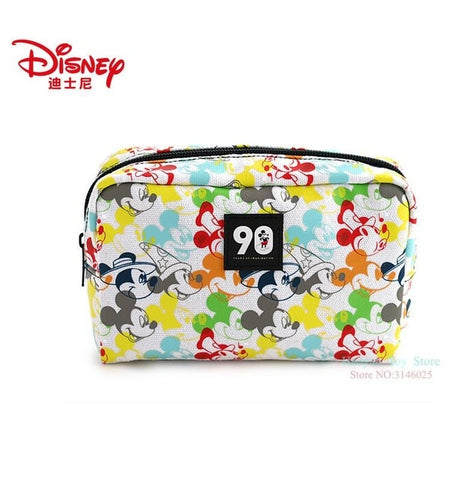 Genuine Disney 90th Anniversary Mickey Fashion Mommy Bag Multi-function Women Bag Wallet Purse Bag For Girls Gifts Fast Shipping