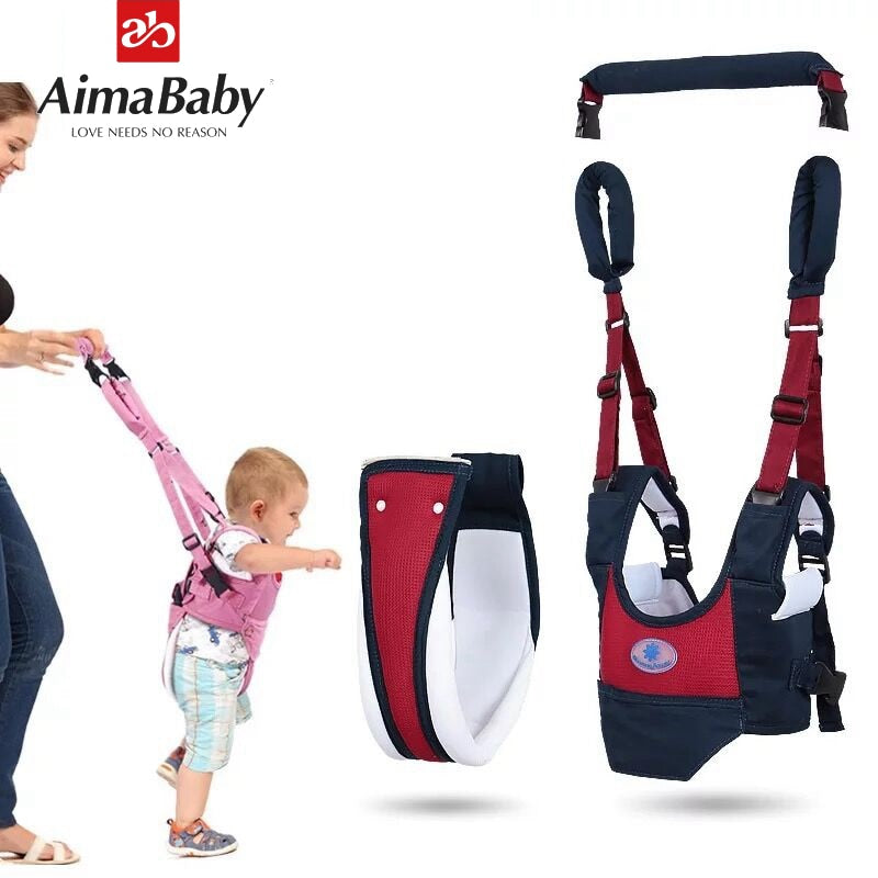 NEW Child Harness Leash Baby Walking Assistant,harnais enfant,Safety Harness for Children,Baby Walking Belt Adjustable Strap