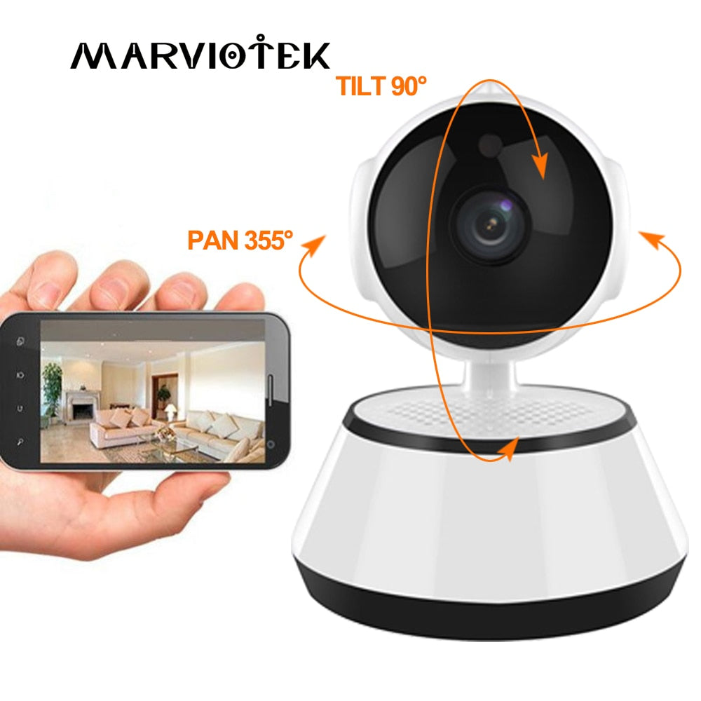 Wireless IP Camera Wifi Camera Wifi Home Security Surveillance Camera Baby Monitor P2P CCTV Mini Cameras HD Night Vision 720P