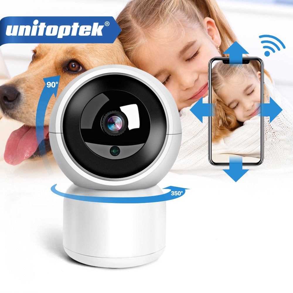 HD 1080P WIFI IP Camera 1.0MP 2MP Baby Monitor Auto Tracking Home Security WI-FI Cam PTZ Two Way Audio Surveillance CCTV Camera
