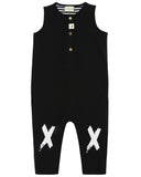 Knee Kiss Tank Dungaree