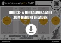 KomfortzonenExit Map - Druck- & Digitalversion