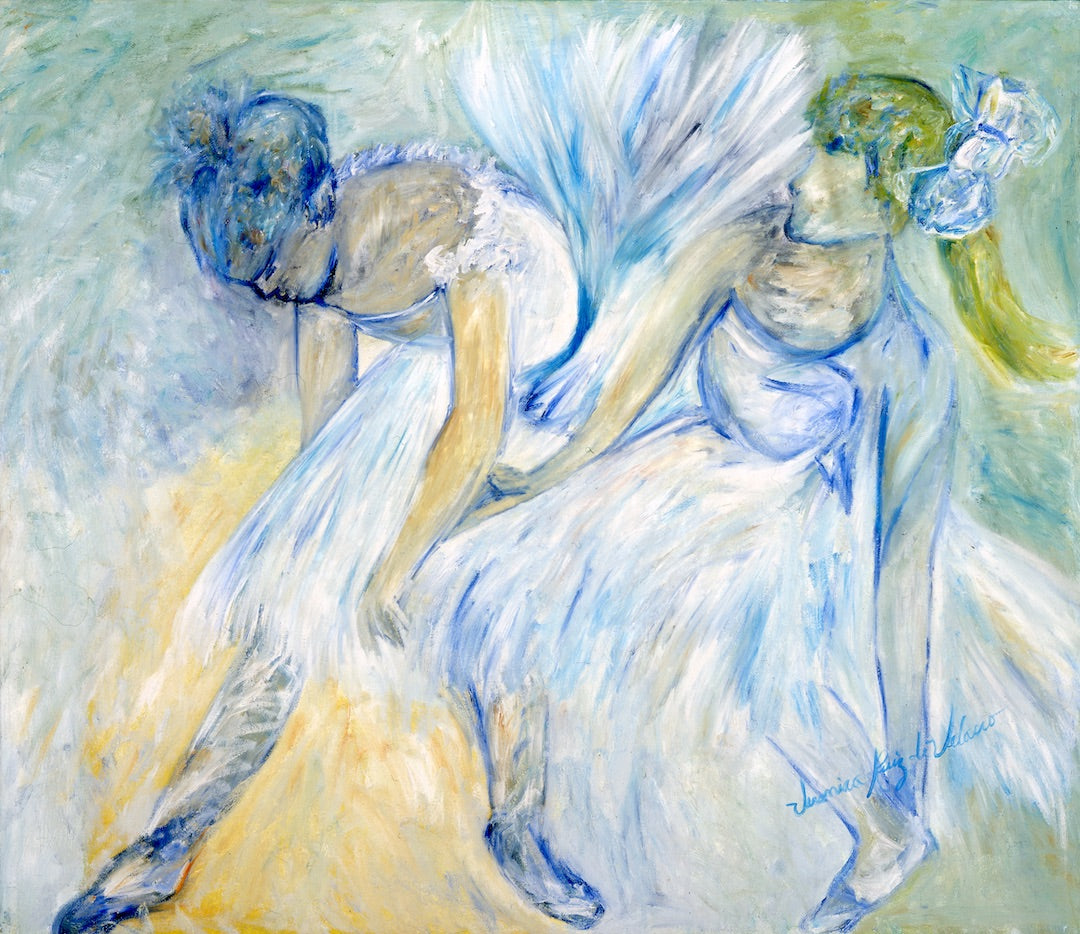 Hommage to Edgar Degas