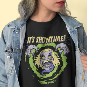 Beetlejuice It's Showtime Sweatshirt - Murder Apparel