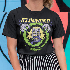 Beetlejuice It's Showtime T-Shirt - Murder Apparel