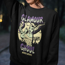 Load image into Gallery viewer, Glamour Ghoul Sweatshirt - Murder Apparel