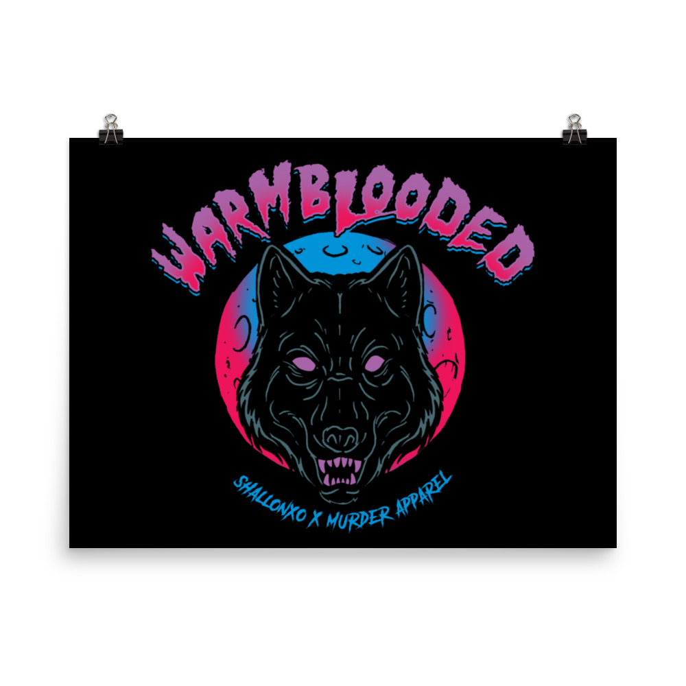 Warmblooded Poster