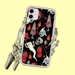 Japanese Ghosts Obake Youkai iPhone Case