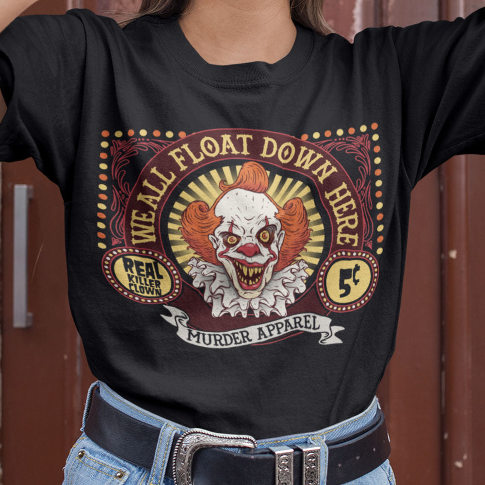 Pennywise We All Float Down Here T-Shirt - Murder Apparel
