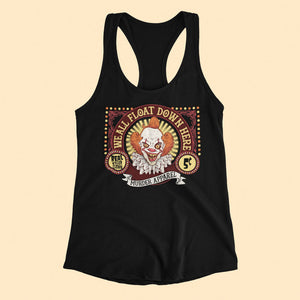 Pennywise We All Float Racerback Tank