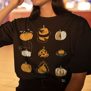 9 Pumpkins T-Shirt - Murder Apparel