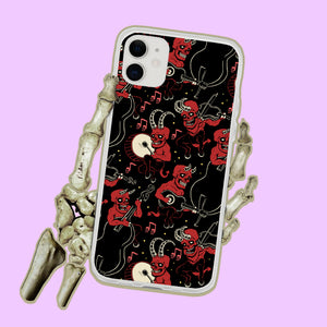 Hell Death Metal iPhone Case