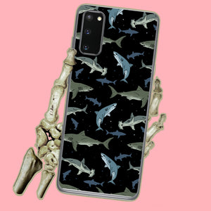 Shark Infested Samsung Case