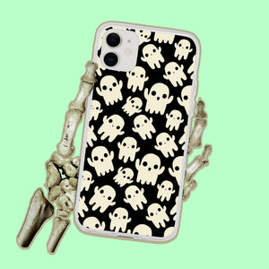 Halloween Cute Ghost iPhone Case