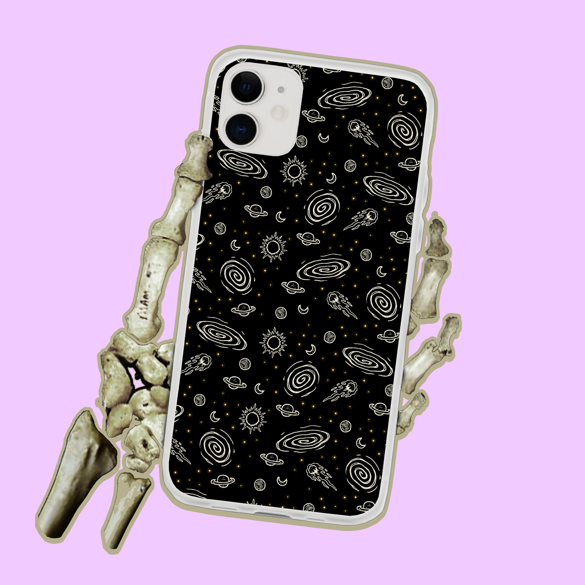 Galaxy Universe Celestial iPhone Case