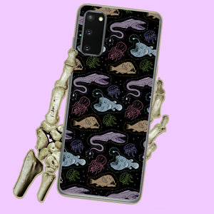 Deep Sea Fish Samsung Case