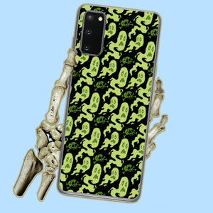Green Ghosts Paranormal Samsung Case