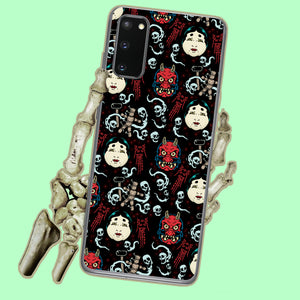 Japanese Witch Curse Samsung Case