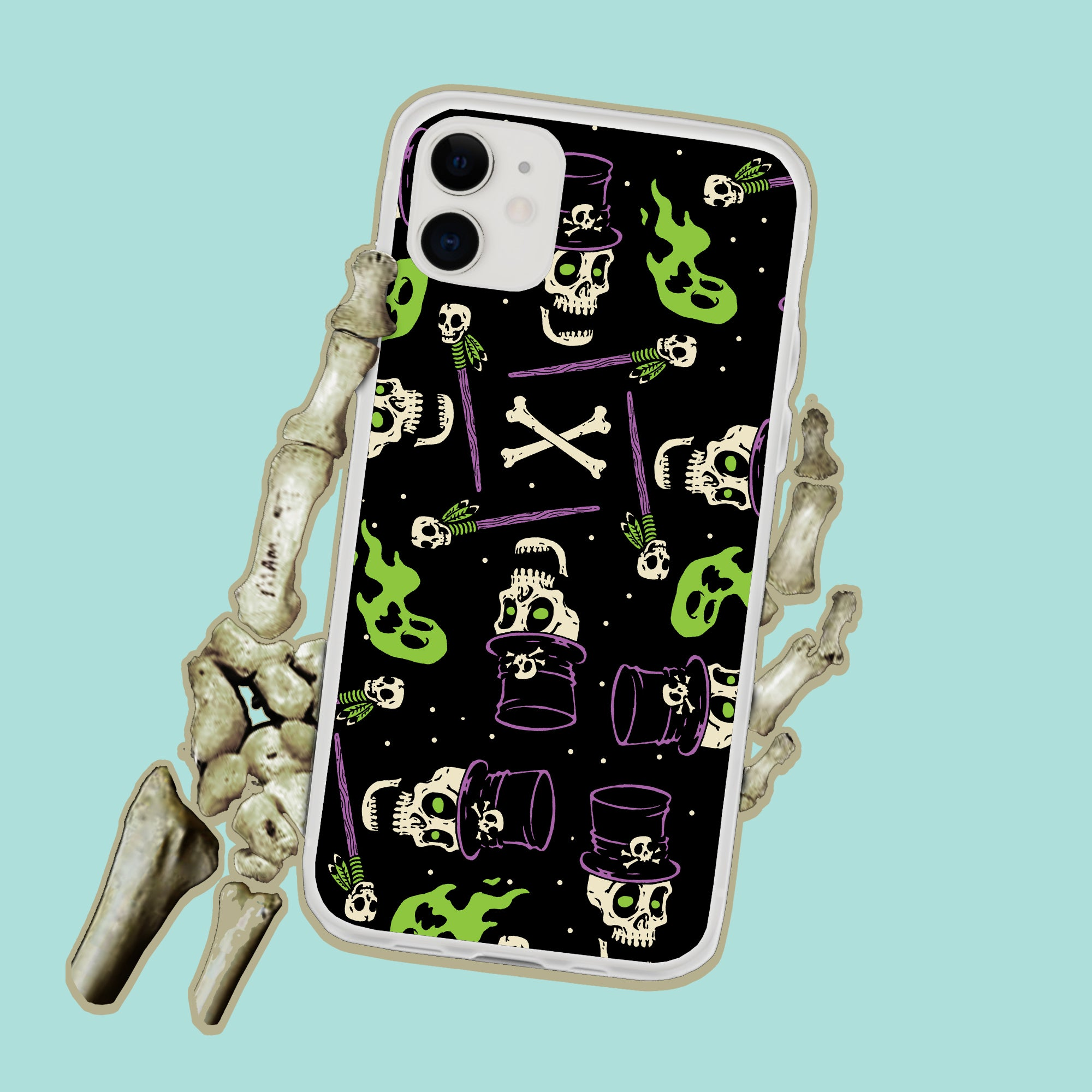 Witch Doctor iPhone Case