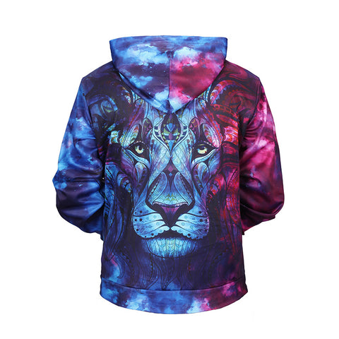 Image of Magical Lion Hoodie