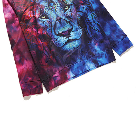 Magical Lion Hoodie