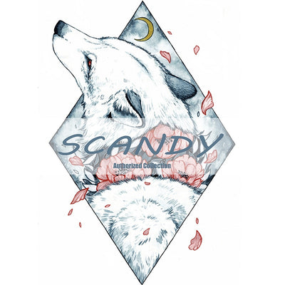 Scandy's Wolf in the Woods