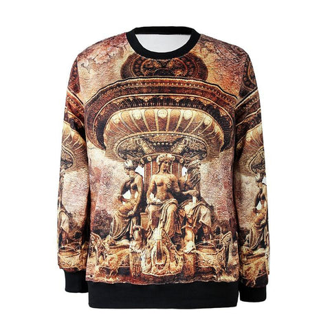 Mythical Temple Sweatshirt