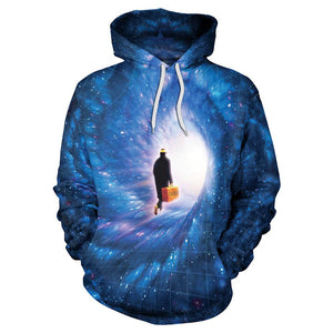 A Trip to the Galaxy Hoodie
