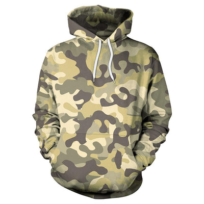 Military Camouflage Hoodie