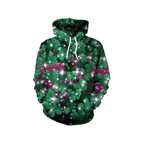 Image of Starry Clover Hoodie