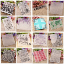 Embossing Folder Multi Options