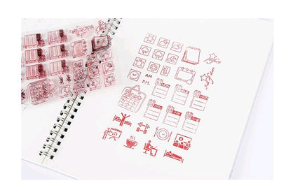 daily life planner stamps