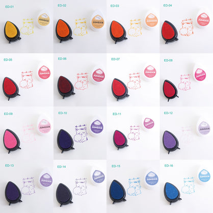 (10 pcs/lot) Fast drying eyes pigment ink pad