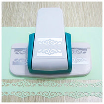 Large Fancy Border embossing Edge punch