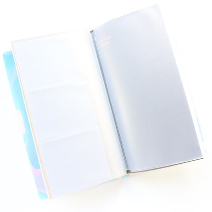 Domikee laser PVC Travel planner