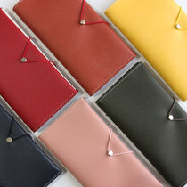 Domikee PU leather planner