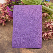 Leaves Embossing Folder
