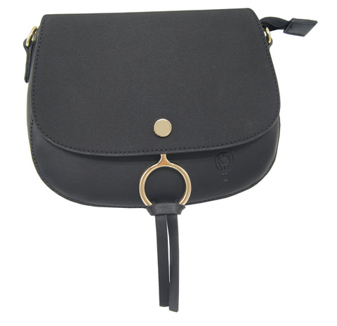 MAURA  -  LoveLift Handbag Black