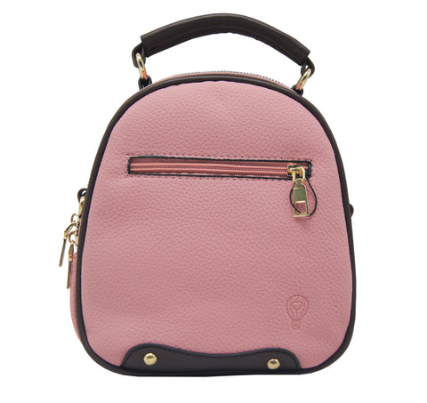 PAMELA - Love Lift Backpack Pink