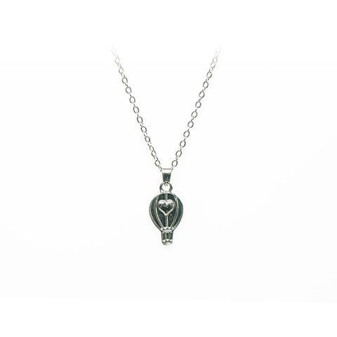 Love Lift Signature Necklace Silver