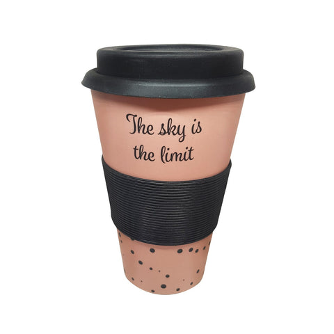 LoveLift Bamboo Travel Cup