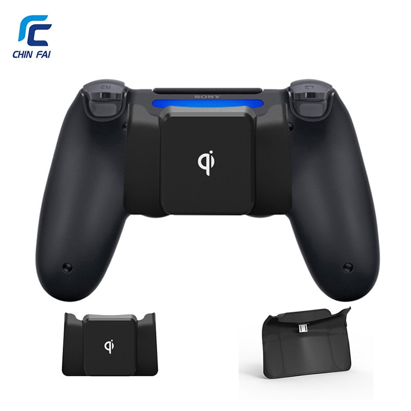 Wireless Charger Adapter for PS4