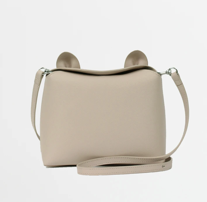 Kitty Crossbody - Stone