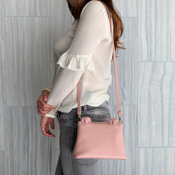 Kitty Crossbody - Blush
