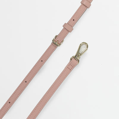 Italian Leather Strap - Blush
