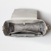 modern bag cloud gray - work bag laptop bag gym bag diaper bag