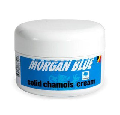MORGAN BLUE SOLID BUKSECREME