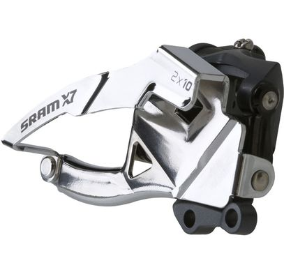 SRAM X7 FORSKIFTER DIRECT MOUNT 2X10 SPEED (2532902764626)